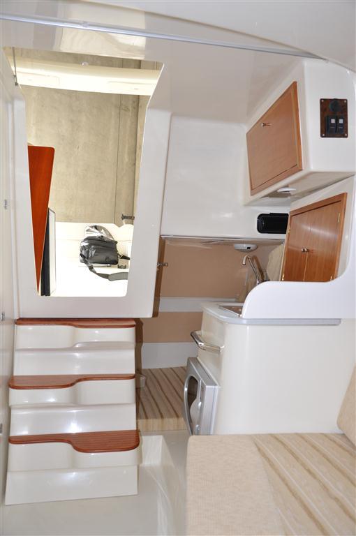 Cabin 24 / 7,30 metru