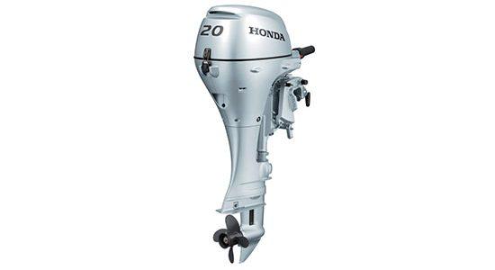 Závěsný lodní motor Honda BF15 / BF20