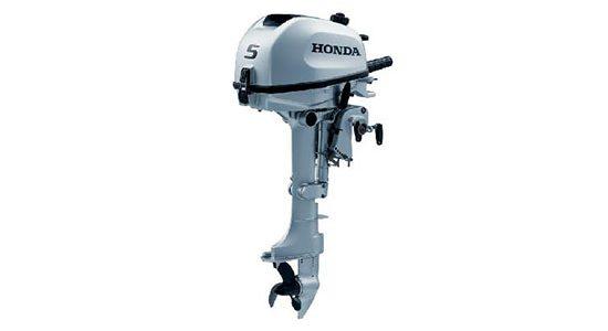 Závěsný lodní motor Honda BF4 / BF5 / BF6